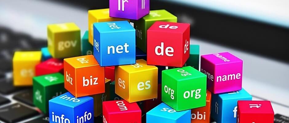 انتخاب بین دامنه های .com و .org و .net
